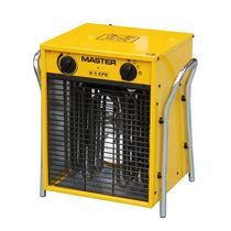 mobile electric air heater 1 - 22 kW, 184 - 2 200 m3/h Master Climate Solutions