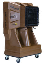 mobile evaporative cooler 135 m&sup3;/min, 93 m&sup2; | jetstream 1600 lc-europe