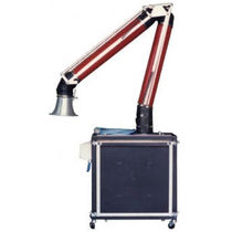 mobile fume filter extractor with extraction arm 750 - 3 000 Nm³/h | DE series Airbravo