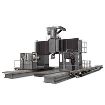 mobile gantry 3-axis CNC milling machine max. 30 000 x 7000 x 2000 mm | VERSA M NICOLAS CORREA