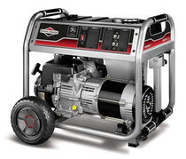 mobile gasoline generator 5.5 kW, 45.8 A | 030468-0 BRIGGS and STRATTON