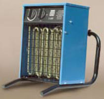 mobile heater 5 - 40°C, 230 / 400 V | FINNWIK CHROMALOX Europe