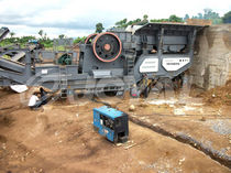 mobile jaw crusher YG series Shanghai Joyal Mining Machinery Co., Ltd.