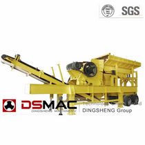 mobile jaw crusher 30-85t/h | DMP900 Zhengzhou Dingsheng Engineering Technology Co., Ltd.
