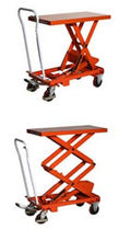 mobile lift table 150 - 1 000 kg, 760 - 950 mm | BS series Power-Lifts Limited