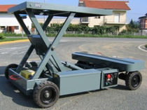 mobile lift table max. 5 000 kg | PEF 500 Gruniverpal Tranchero
