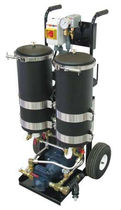 mobile oil filter unit  Fluid Defense Systems