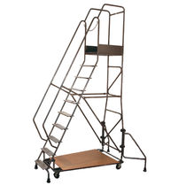 mobile platform ladder  RAYONOR