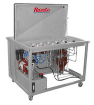mobile pressure test unit max. 10 000 bar RESATO High pressure technology