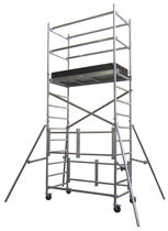mobile scaffolding tower max. 4.8 m BELLEGROUP
