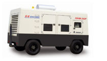 mobile silent diesel generator set 250 - 375 kVA, 200 - 300 kW  Fusheng Industrial