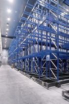 mobile storage shelving  modulblok S.p.A.