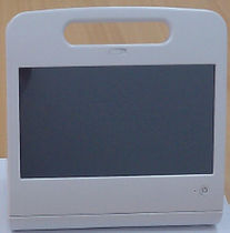 "mobile touch screen panel PC for medical applications 10.1"", Intel Atom D410 SINTRON Technology Corp."