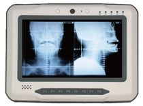"mobile touch screen panel PC for medical applications 7"", Intel® Atom™ Z510, 1.1 GHz, 1 GB 