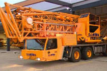 mobile tower crane MTC Arcomet