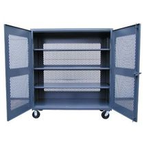 mobile ventilated cabinet  Strong Hold Products