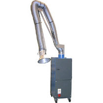 mobile welding fume filter extractor with extraction arm max. 3 m | SFK 1  AFW Lufttechnik GmbH