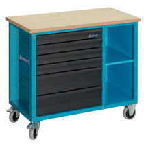 mobile workbench 177 W series Hazet
