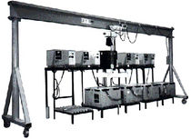 mobile workshop gantry crane 1 - 2 t  Lift Products .