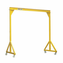 mobile workshop gantry crane 500 - 5000 kg, 2.5 - 5 m, 3 - 5 m | PORT COMEGE