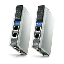 Modbus Ethernet - serial fieldbus gateway EtherNet/IP, Profinet | MGate EIP3000  Moxa Europe
