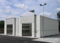 modular building: secure store  DELAHAYE INDUSTRIES