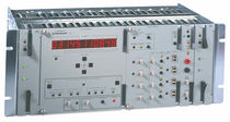 modular fiber optic distribution panel 5 - 100 MHz, 90 - 240 V | TSC UTCG Symmetricom