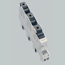 modular fuse isolating switch 400 VAC, 63 A | SECUR®PowerLiner Wöhner