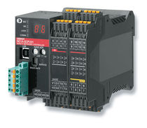 modular safety controller  Omron Europe