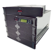 modular uninterruptable power supply (UPS) with breakdown tolerance 100 - 450 V, 2 - 16 kVA | Symmetra series  APC MGE
