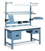 modular workstation EZE IAC INDUSTRIES