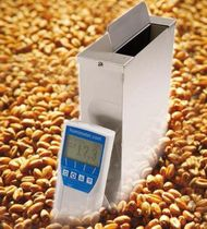 moisture meter for grain 5 - 40% water content | FS2  Messtechnik Schaller