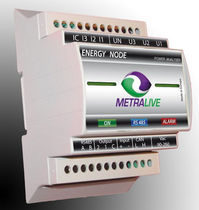 monitoring device for power distribution network ENERGY NODE-XT Metralive