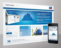 monitoring software for solar power plants SUNNY PORTAL SMA Regelsysteme GmbH