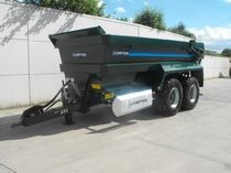 monocoque trailer  Chieftain Trailers