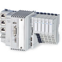 motion controller with programmable logic controller ( PLC ) IEC 61131-3, PLCopen, CoDeSys Lenze SE