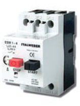 motor circuit breaker 0.16 - 32 A | ESM, ESB series ITALWEBER