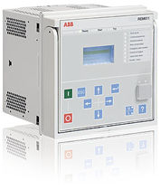 motor protection relay REM611 IEC ABB Oy Distribution Automation