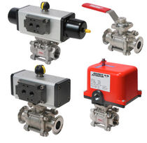"motorized ball valve 1/2 - 4"", 1 000 psig 
