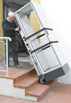 motorized hand truck for stairs  LOHMEIER Schaltschrank Systeme