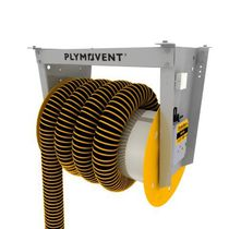 motorized hose reel for exhaust extraction systems MHR PLYMOVENT