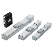 motorized linear guide 50 - 700 mm, 24 VDC | EZS II series ORIENTAL MOTOR