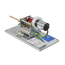 motorized potentiometer 24 V | RMC series Frizlen GmbH & Co. KG