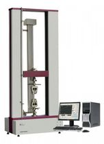 motorized vertical tensile and compression test stand max. 100 kN | EDIT&JJ     EDIT