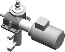 motorized worm gear screw jack (translating screw) 50 - 1 500 kN | S.E.P. series Setec
