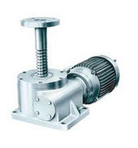 motorized worm gear screw jack (translating screw) 0.05 - 30 kW KOPP France