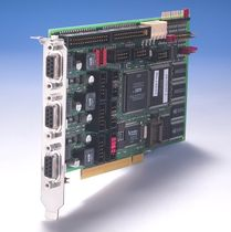 multi-axis motion control card max. 25 rev./s | Corvus PCI ITK Dr. Kassen