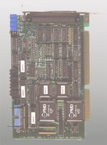 multi-axis motion control card PC / ISA | 565x Series ACS Motion Control