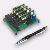 multi-axis motion control system 4 x 144W, 4 x 36V, 4 x 4A, CAN/CANopen/Ethernet | iPOS360xSX Technosoft