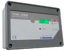 multi channel gas detection control unit 110/230 VAC, 4 - 20 mA | Tocsin 625 Oliver IGD